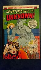 Adventures Into The Unknown #37 (ACG, 1952) Condition: Approx. VG.....