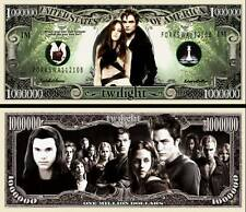 TWILIGHT - Série TV . Million Dollar USA . Billet de commémoration / Collection