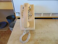 vintage / telephone  rotary  wall  phone   as iS  # 555