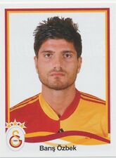 N°146 BARIS OZBEK # TURKEY GALATASARAY.SK STICKER PANINI SUPERLIG 2011