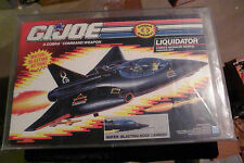 1992 Liquidator MIB MISB Sealed AFA-70 Q GI Joe Boxed Complete
