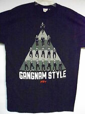 NEW - GANGNAM STYLE BAND / CONCERT / MUSIC T-SHIRT MEDIUM