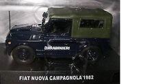 MODELLINO AUTO - FIAT NUOVA CAMPAGNOLA - 1982 - CARABINIERI - NUOVO