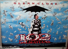 Cinema Poster: 102 DALMATIANS 2000 (Main Quad) Glenn Close Gérard Depardieu