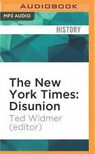 The New York Times: Disunion : Modern Historians Revisit and Reconsider the...