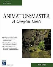 Animation:Master: A Complete Guide (Graphics Series)-ExLibrary