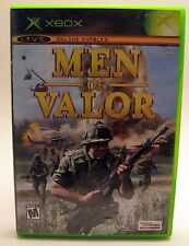 Men of Valor (Microsoft Xbox, 2004) Backwards Compatible