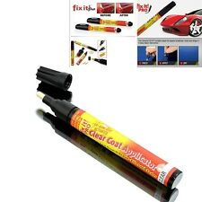 3pcs New Fix It Pro Car Scratch Repair Remover Pen Simoniz Clear Coat Applicator