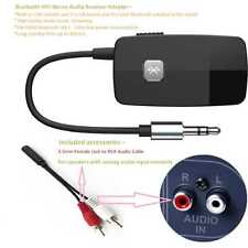 Golvery Bluetooth 4.1 Receiver - Wireless Bluetooth Audio Adapter with 3.5mm AUX