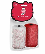 HELLO KITTY -  Poop Bags 50pk HK41 Pet Toy Gift