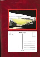 Swansea City FC Old Ground ''The Vetch Field'' postcard