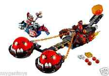 NEXO Knights Beast Master's Chaos Chariot SY562 with LEGO Compatible