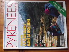 $a Revue Pyrenees Magazine N°21 Ax-Les-Thermes  Grand tetras  Aragon  Schrader