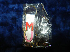 Marc Jacobs Key Chain~ Red M/Pink J