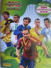 Adrenalyn XL Road To 2014 World Cup Brazil - Complete 230 Card Set NO Top Master