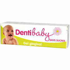 DENTIBABY żel na ząbkowanie 25 ml dziąsła gel for teething gums