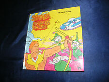MOTU SHE-RA THE FRUIT OF EVIL IM COMIC STIL 1986 MASTERS O T UNIVERSE MATTEL