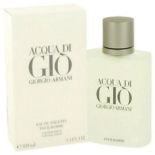 Acqua Di Gio by Giorgio Armani Cologne Men edt 3.4 oz NEW IN BOX AND SEALED
