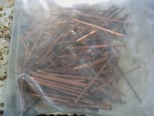 "COPPER BOAT  NAILS 1"" x 14g   FREEPOST"