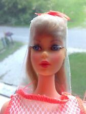 HTF! Vintage MOD 1967 BLONDE Twist 'N Turn TnT Barbie Mint McMasters Doll