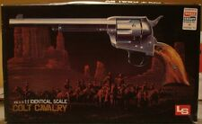 LS 1:1 Identical Scale Colt Cavalry Revolver - Plastic Model Kit #1008
