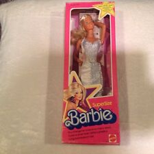 Barbie Super Size  Mattel  1976