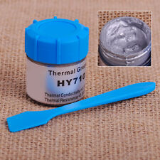 20g Silver Compound Thermal Conductive Grease Paste Fit CPU GPU Chipset Cooling