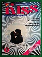 Fotoromanzo a colori KISS 1983 n.68 , SUSIE SUDLOW RICCARDO BONACCHI