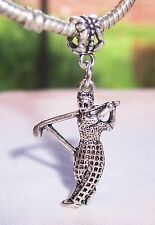 Golfer Golf Sports Jewelry Dangle Bead for Silver European Style Charm Bracelets