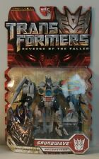 Transformers ROTF Revenge of the Fallen Deluxe Class Soundwave MISB