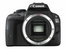 Canon EOS 100D DSLR 18MP Camera with 18-55mm f/3.5-5.6 IS Lens - Black.