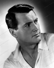 8x10 Print Rock Hudson Handsome Studio Portrait #RH99