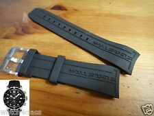 Tissot Diver Seastar 1000 Rubber Band,strap,22mm,BLK+buckle#T066.417-45mm case
