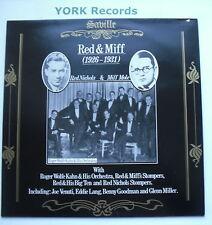 RED NICHOLS & MIFF MOLE - Red & Miff - Excellent Con LP Record Saville SVL 146