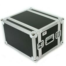 """OSP 6 Space ATA Shock Mount Effects 14"""" Deep Rack Road Case"""