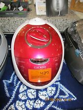 Cuckoo Electric Pressure Rice Cooker/Warmer 6cup 1.08L Marble coating CRP-N0681F