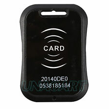 RFID 2.4Ghz Active Card Used for Long Range Distance Reader Car Vehicle Parking