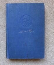 Ann Vickers, by Sinclair Lewis, printed 1933, HC