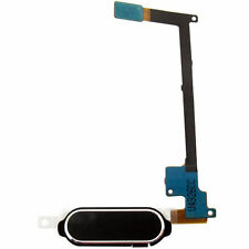 Replacement Black Home Button With Flex Cable Repair Part  Samsung Note 4 N910F