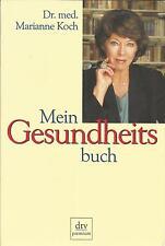 Marianne Koch / Mein Gesundheitsbuch / Buch