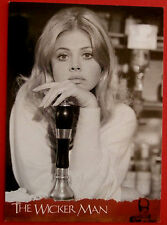 The wicker man-britt ekland-promo card P3-imparable cartes