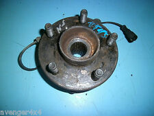 LAND ROVER DISCOVERY SERIES 2 TD5 COMPLETE FRONT HUB WHEEL BEARING +  ABS SENSOR