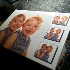 """FOUR Picture Design Canvas Print (ANY 4 PICTURES) 26""""x18"""""""