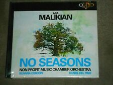 Ara Malikian No Seasons Super Audio Hybrid CD sealed Piazzolla Valent Grundman