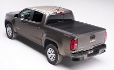 "BAK INDUSTRIES 26121 Aluminum Hard Folding Tonneau 6'6"" Bed Cover for Silverado"