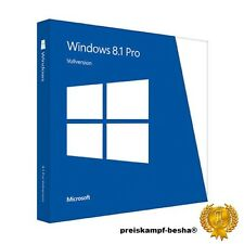 Windows 8.1 Professional 32 & 64 Bit Product-Key OEM SALE