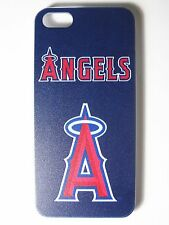 MLB Los Angeles Angels of Anaheim Apple iPhone 5/5S Plastic One-Piece Slim Case
