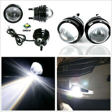 2pcs 5W Car Front/rear Reverse High Power Bull Eye/Fisheye LED Projector Lights