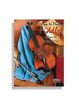 SANTORELLA HOW TO PLAY FIDDLE VIOLIN METHOD with CD