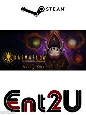 Karmaflow: The Rock Opera Videogame - Act I Steam Key for PC (Same Day Dispatch)